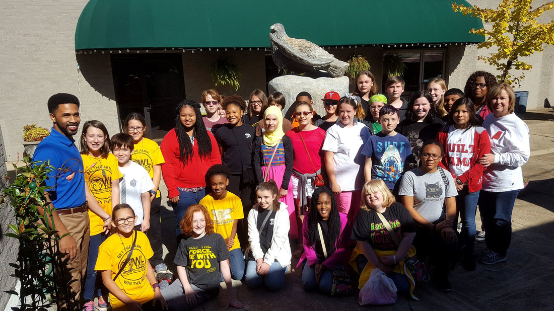 Group Visit to the Aliceville Museum